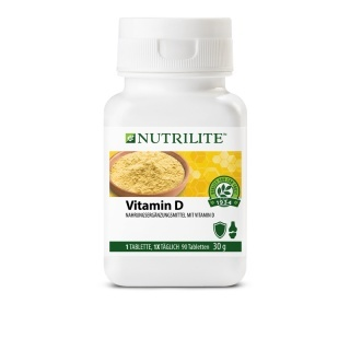 Vitamin D NUTRILITE™  90 Tabletten