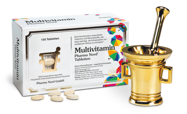 Multivitamin  150 Tabletten