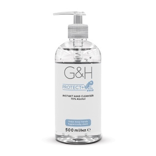 Instant Hand Cleanser G&H PROTECT+™    500 ml
